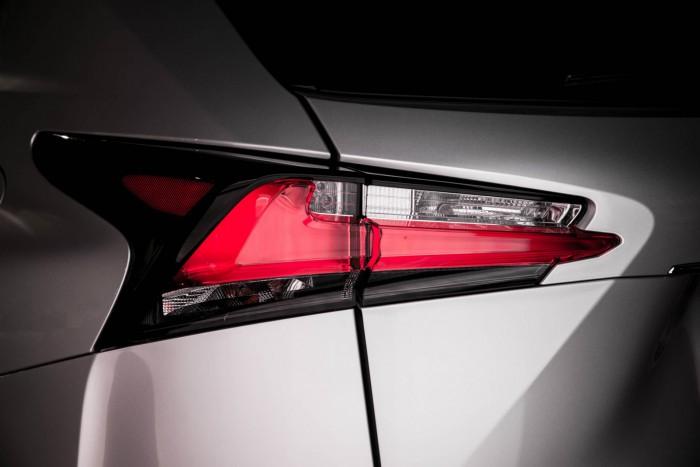 2015 Lexus NX 300h Review Rear Light Detail carwitter 700x467 - 2015 Lexus NX 300h Review – Futuristic luxury - 2015 Lexus NX 300h Review – Futuristic luxury
