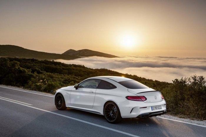 21152459171697000337 700x466 - Mercedes-Benz C63 AMG Coupe Revealed Ahead Of Frankfurt - Mercedes-Benz C63 AMG Coupe Revealed Ahead Of Frankfurt