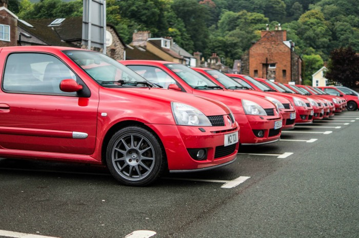 2005 RenaultSport Clio Trophy - Gathering - carwitter