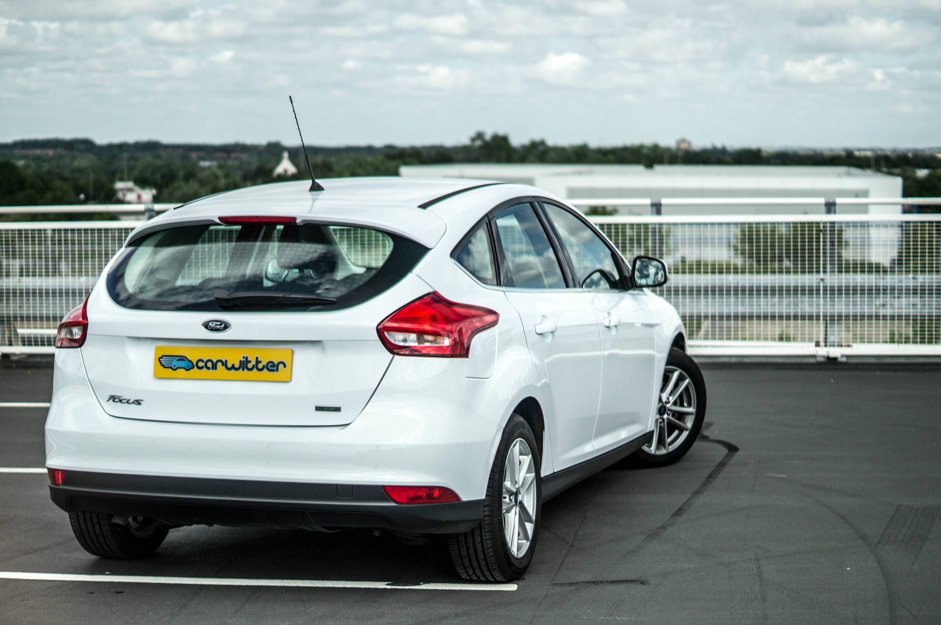 Review of Ford Focus 1