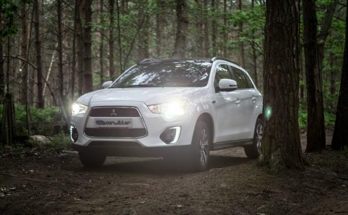2015 Mitsubishi ASX 4WD Review Front Angle Scene carwitter 700x432 - 2015 Mitsubishi ASX 4WD Review – Competent off roader - 2015 Mitsubishi ASX 4WD Review – Competent off roader