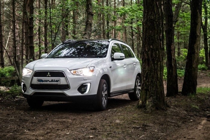 2015 Mitsubishi ASX 4WD Review Front Close carwitter 700x465 - 2015 Mitsubishi ASX 4WD Review – Competent off roader - 2015 Mitsubishi ASX 4WD Review – Competent off roader