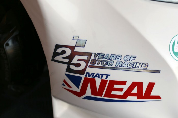 BTCC 2015 Silverstone Neal 25