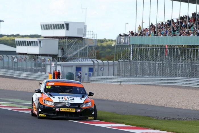 BTCC 2015 Silverstone Plato