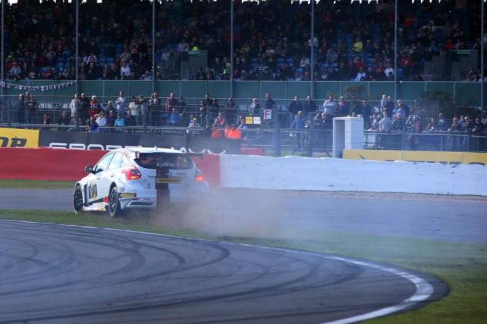 BTCC Silverstone 2015 Jackson 2