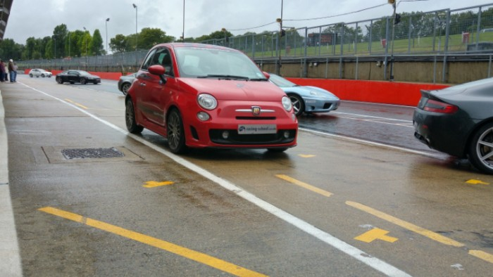 BrandsHatchSupercarExperienceCarwitter4 700x394 - An Ariel Atom, A 500 Abarth and a Soaked Brands Hatch - An Ariel Atom, A 500 Abarth and a Soaked Brands Hatch