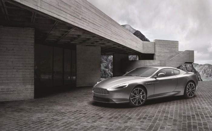 DB9 GT Bond Edition Front 700x432 - Bond Edition Aston Martin DB9 GT Revealed - Bond Edition Aston Martin DB9 GT Revealed
