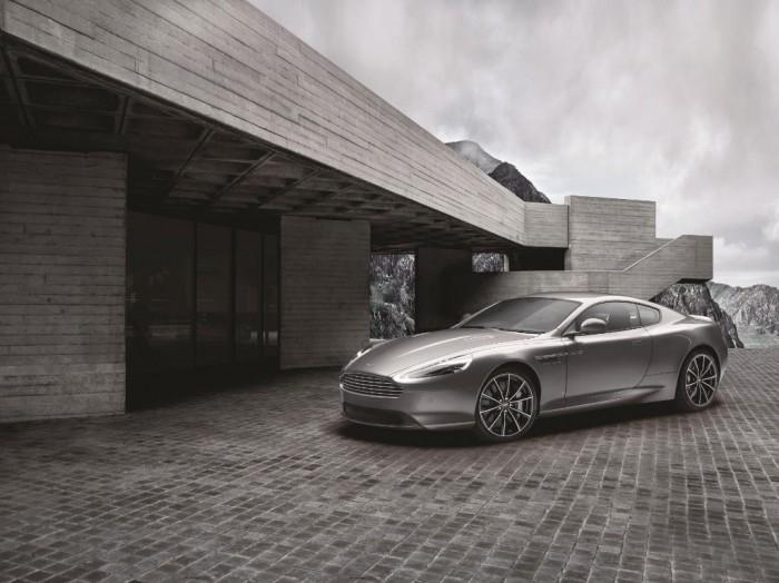 DB9 GT Bond Edition Front