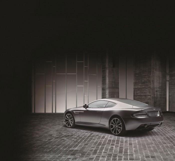 Bond Edition Aston Martin DB9 GT Revealed