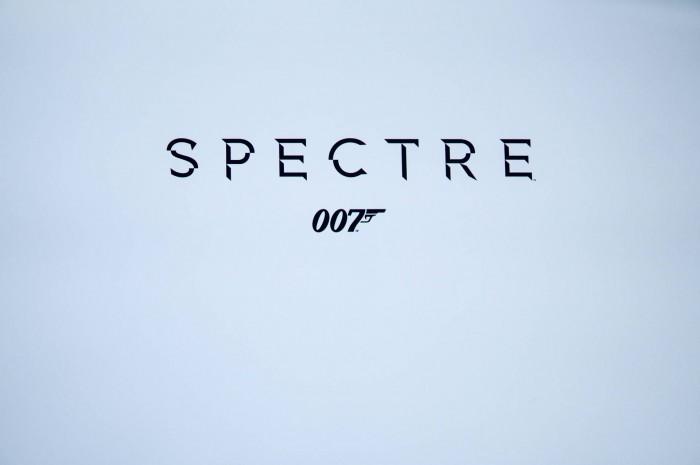 Salon Prive 2015 Review - Aston Martin DB10 James Bond Specrtre Logo - carwitter