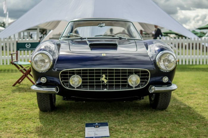 Salon Prive 2015 Review Ferrari 250 GT Front carwitter 700x465 - Salon Privé 2015 - New location, better than ever - Salon Privé 2015 - New location, better than ever