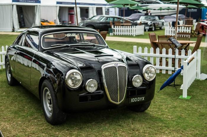 Salon Prive 2015 Review - Lancia Aurella B20GT Fuorilegge - carwitter