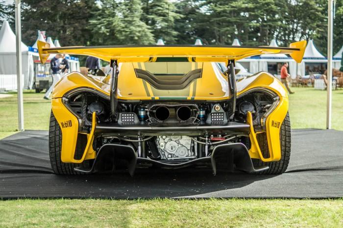 Salon Prive 2015 Review - McLaren P1 GTR - carwitter