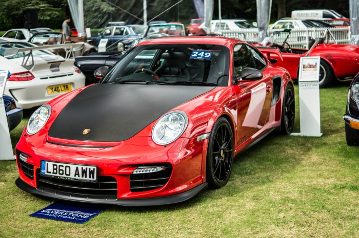 Salon Prive 2015 Review - Porsche GT2 RS - carwitter