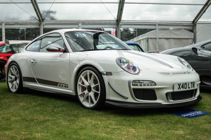Salon Prive 2015 Review - Porsche RS 4.0 - carwitter