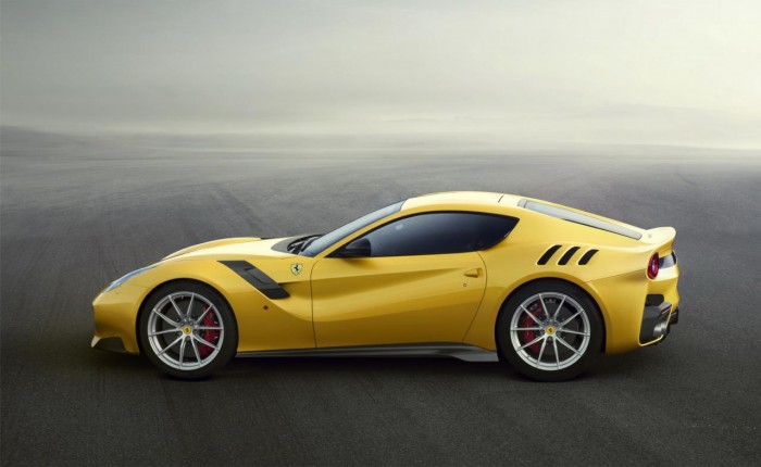 1042513516975669456 700x430 - Ferrari F12 Tour de France Revealed - Ferrari F12 Tour de France Revealed