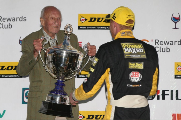 BTCC 15 B Hatch GP Cook Sears
