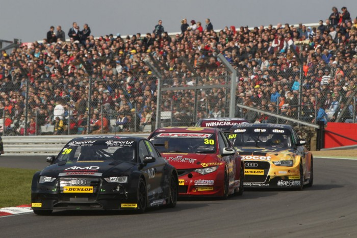 BTCC 15 B Hatch GP Hill