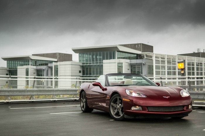 Corvette C6 Review with Classics Central 7 carwitter 700x465 - Driving a C6 Corvette with Classics Central - Driving a C6 Corvette with Classics Central