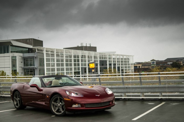 Corvette C6 Review with Classics Central 8 carwitter 700x465 - Driving a C6 Corvette with Classics Central - Driving a C6 Corvette with Classics Central