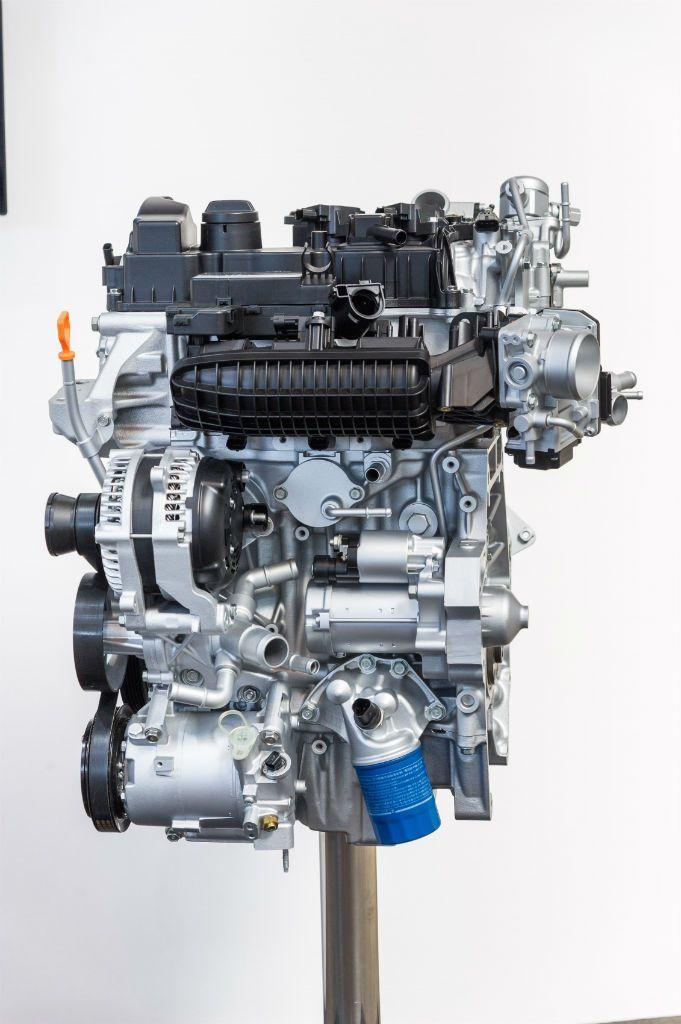 Honda New VTEC Turbo Engine 2017 - carwitter