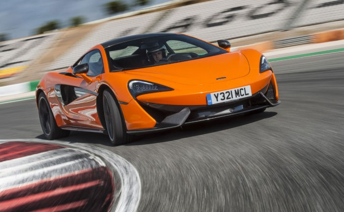 McLaren 570S Front Motion 700x432 - McLaren Sports Series: 570S Coupe Prices Announced - McLaren Sports Series: 570S Coupe Prices Announced