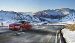 2017 Jaguar XE AWD Snow Scene carwitter 260x150 - Challenging Weather: 7 Tips to Stay Alert on the Road - Challenging Weather: 7 Tips to Stay Alert on the Road