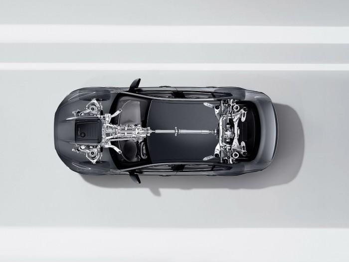 2017 Jaguar XE - AWD system - carwitter