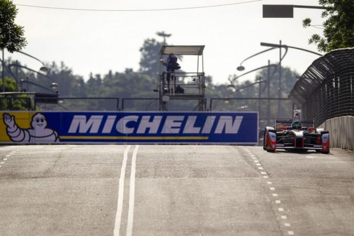 Formula E - Putrajaya - Nick Heidfeld