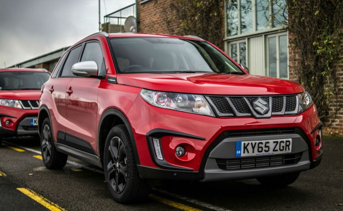 Suzuki Vitara S On Track Up Close carwitter 700x432 - We take a Suzuki Vitara on track... - We take a Suzuki Vitara on track...