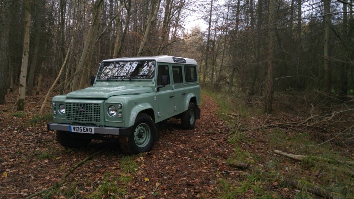 20151202 144445 700x394 - Land Rover Defender: A Tribute - Land Rover Defender: A Tribute