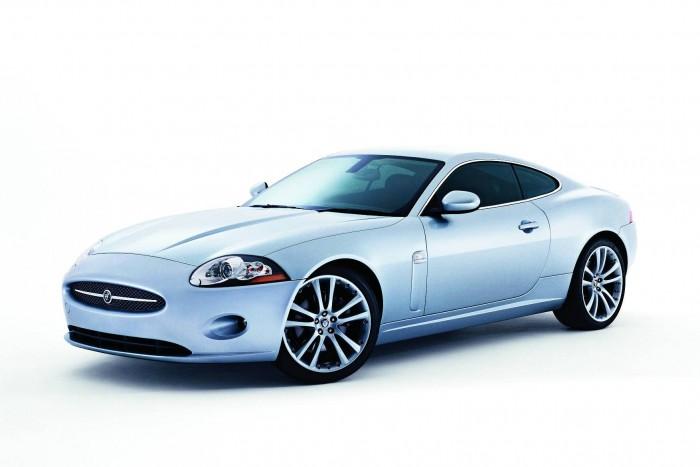 Jaguar XK - Carwitter
