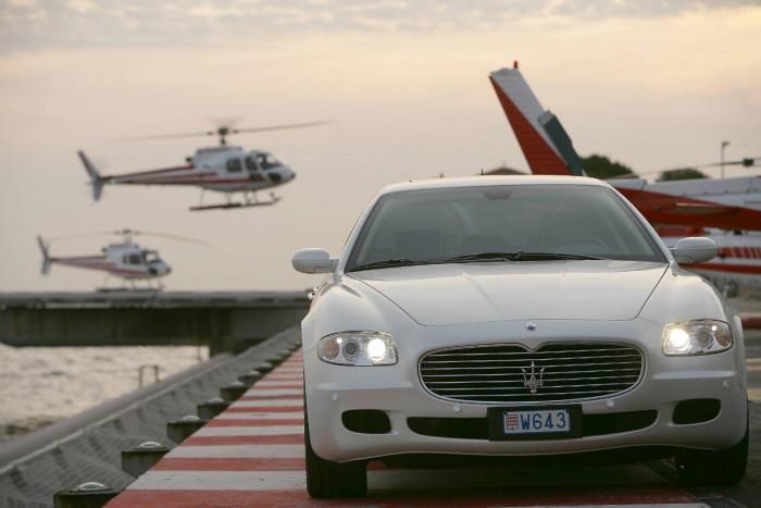 Maserati Quattroporte Phase 1 - carwitter