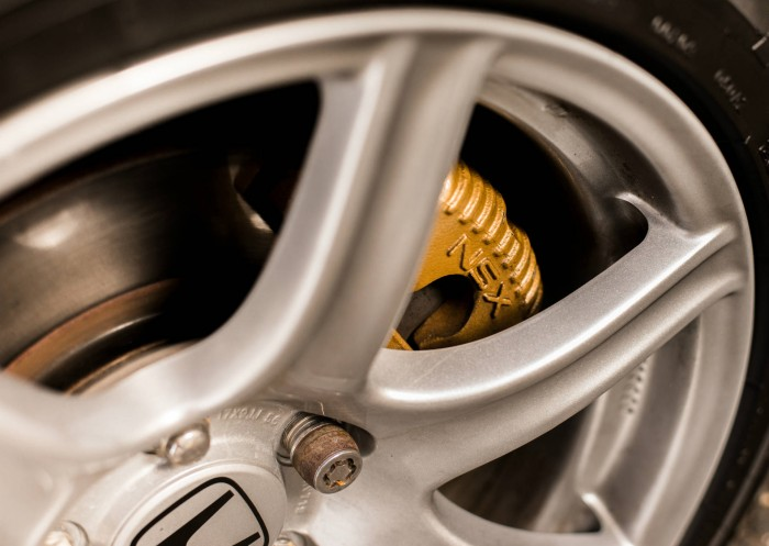 2005 Honda NSX - Imola Orange - Brake Caliper - carwitter