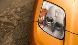 2005 Honda NSX Imola Orange Headlight carwitter 260x150 - The history of headlights - The history of headlights