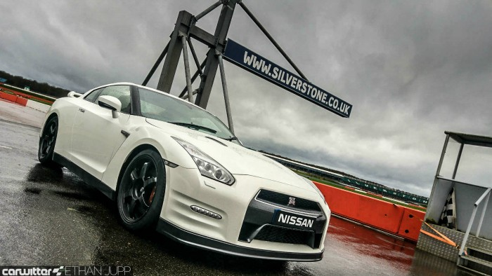 2016 Nissan GT-R Track Pack Review - Front Scene - carwitter