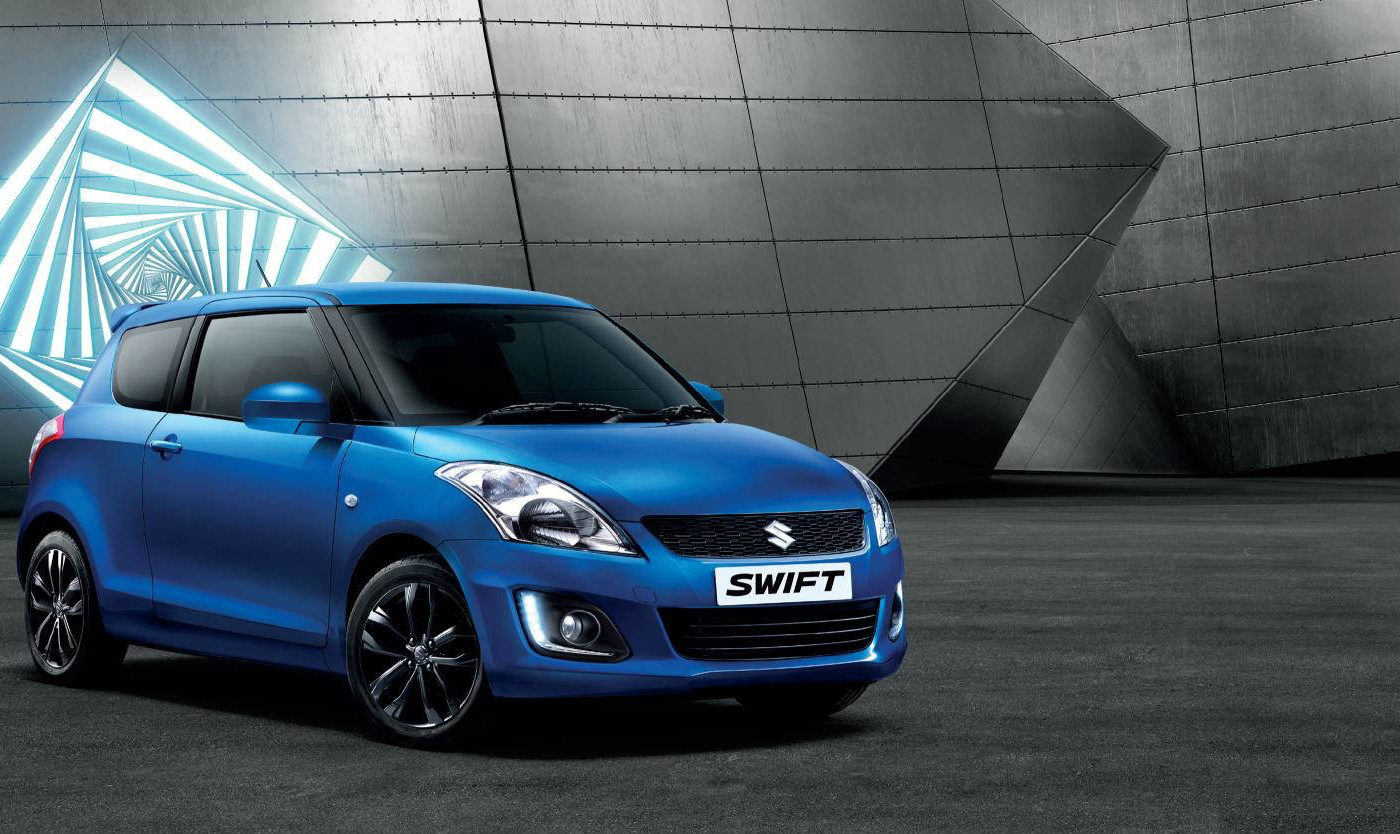 2016 Suzuki Swift SZ L Special Edition Front Angle carwitter 1400x834 - New Suzuki Swift SZ-L on sale - New Suzuki Swift SZ-L on sale