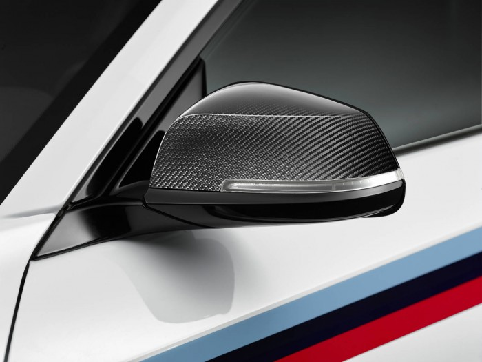 BMW M2 Performance Parts - Carbon Mirror Covers - carwitter