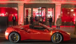 Ferrari 488 Spider London Side WOS carwitter 260x150 - Top 10 Cars Footballers Own – What do The Best Players Like to Drive? - Top 10 Cars Footballers Own – What do The Best Players Like to Drive?