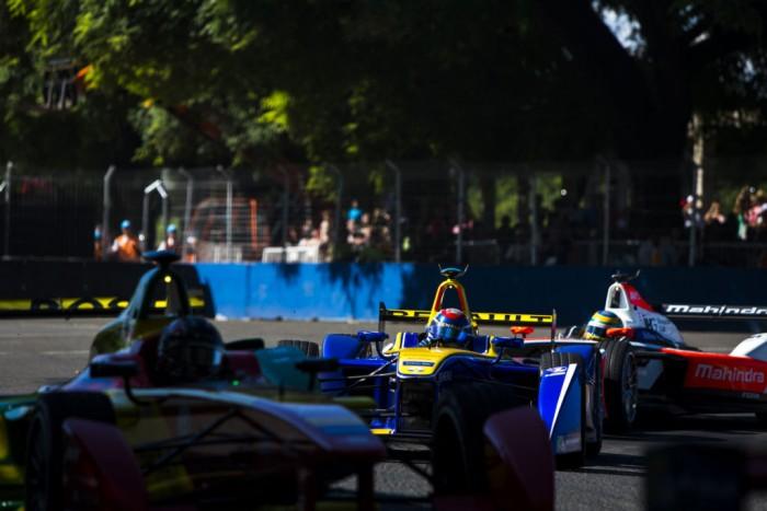 Formula E - BA - Buemi Race