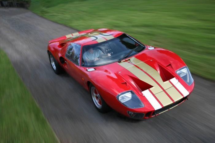 Hi Tek - Le Mans Coupes - Ford GT40 2 - carwitter