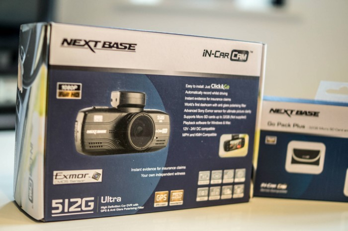 NextBase 512G Review Box carwitter 700x465 - Nextbase Dash Cam 512G Review – The perfect dash cam - Nextbase Dash Cam 512G Review – The perfect dash cam