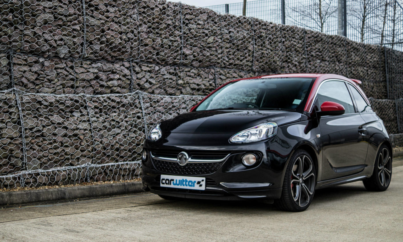 Vauxhall ADAM S Review Front Angle Low carwitter 1400x840 - Vauxhall ADAM S Review - Vauxhall ADAM S Review
