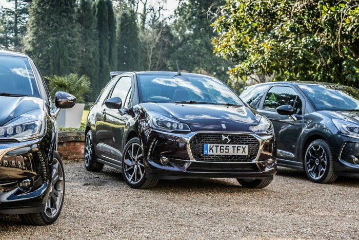 2016 DS3 Review - Front Scne - carwitter