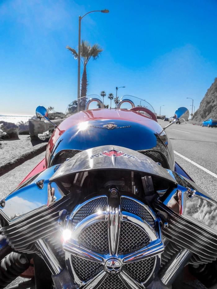 2016 Morgan 3 Wheeler USA Review - 001 - carwitter