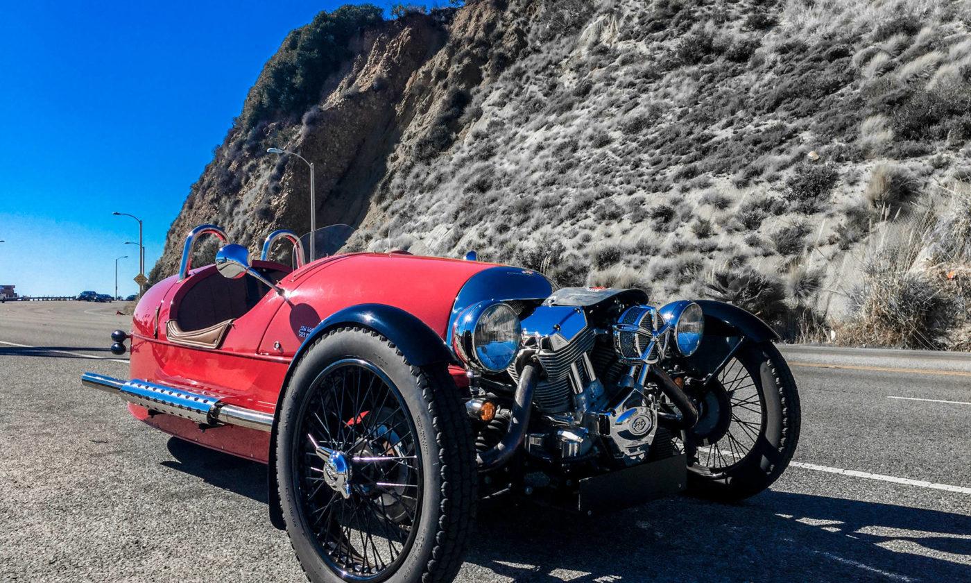 2016 Morgan 3 Wheeler USA Review 009 carwitter 1400x840 - Morgan 3 Wheeler USA Review - Plucky Brit on Californian roads - Morgan 3 Wheeler USA Review - Plucky Brit on Californian roads