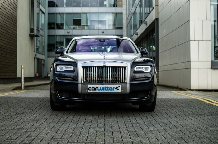2016 Rolls Royce Ghost Series 2 Review Front carwitter 700x465 - Advertise - Advertise