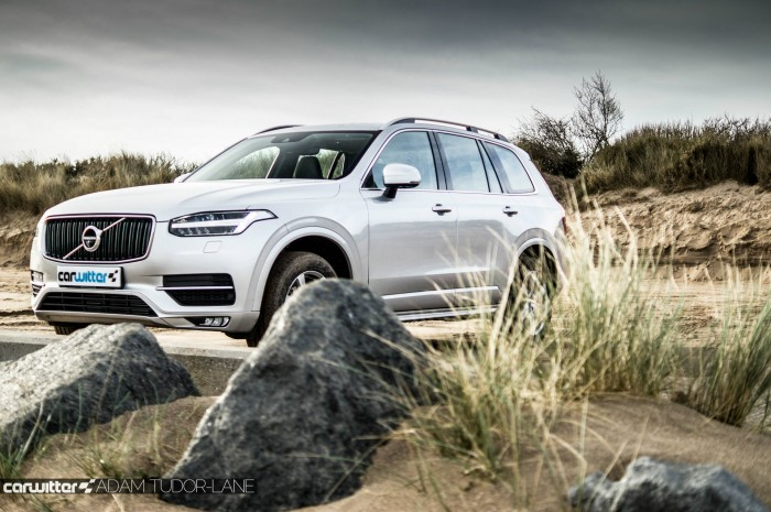 2016 Volvo XC90 D5 Review Front Angle Low Scene carwitter 700x465 - 2016 Volvo XC90 D5 Review – The future - 2016 Volvo XC90 D5 Review – The future