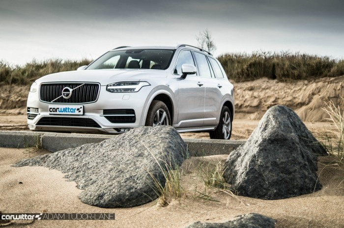 2016 Volvo XC90 D5 Review Front Angle Low carwitter 700x465 - 2016 Volvo XC90 D5 Review – The future - 2016 Volvo XC90 D5 Review – The future