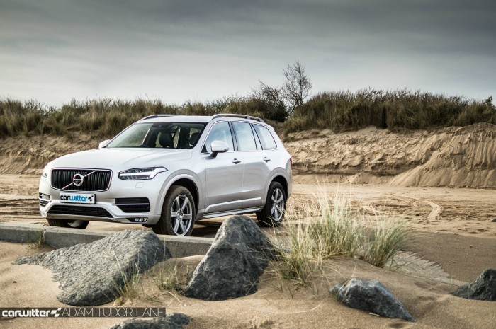 2016 Volvo XC90 D5 Review Front Angle Scene carwitter 700x465 - Cheapest top of the range cars to insure in 2020 - Cheapest top of the range cars to insure in 2020